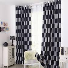 Livingroom Curtains Popular White Curtain Blackout Buy Cheap White Curtain Blackout