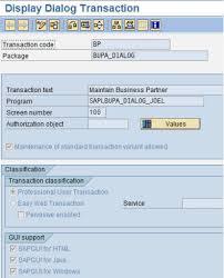 sap t code description table how to find back sap transaction codes