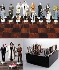 something amazing 12 awesome chess sets