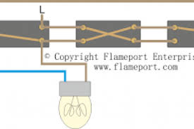 wiring diagram 3 way light switch 2 lights wiring diagram