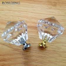 Diamond Kitchen Cabinets Wholesale Diamond Door Knobs Closet Promotion Shop For Promotional Diamond