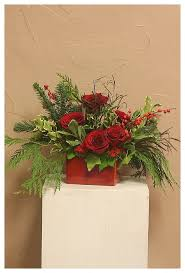 denver florist christmas centerpiece delivery denver calla