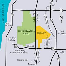 odessa florida map bexley area map
