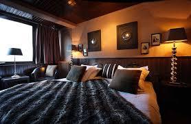 chambre chocolat chambres hotel tournier courchevel 1850