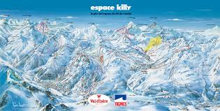 Piste Maps For Italian Ski by Val D U0027isere Piste Maps And Ski Resort Map Powderbeds