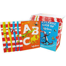 dr seuss wrapping paper a classic of dr seuss collection 20 book box set by dr seuss