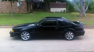 2014 Blacked Out Mustang 1993 Ford Mustang Cobra T151 Dallas 2014