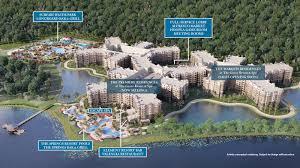 site plan the grove resort residences siteplan
