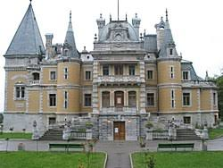 chateau style châteauesque