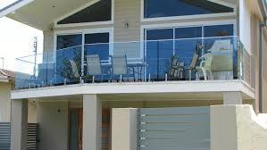 frameless glass balcony railings northern beaches pool fencing