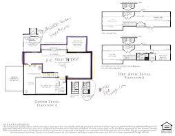 avalon floor plan ryan home home plan