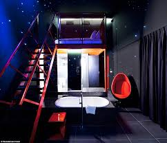 Galaxy Themed Bedroom Kameha Grand Zurich Launch Space Themed Hotels Have U0027zero Gravity