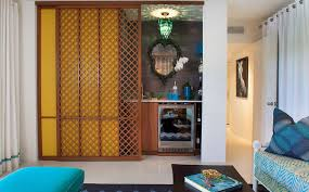 enjoying flexibility with sliding room dividers u2013 interior design