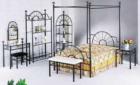 Metal Canopy Bed Bedroomdiscounters Canopy Beds