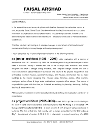 Council Of Architecture Professional Practice Pdf Faisal Arshad Cover Letter Jan 09fnl