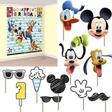 mickey mouse photo booth props mickey mouse party supplies ebay