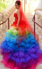 dress for quincea era rainbow quinceanera dresses dressed up girl