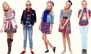 school 6th grade girl short skirt personal fashion stylist wardrobe consultant tween vogue how