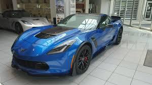 corvette forum c7 for sale 2016 z06 z07 3lz laguna blue for sale corvetteforum chevrolet