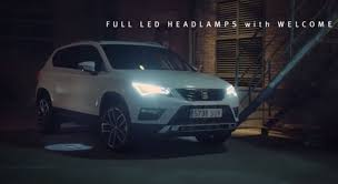 seat ateca 2016 seat ateca first promo video looks like the one for the 2016