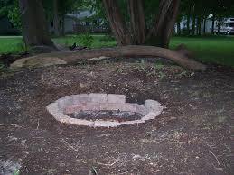 Backyard Fire Pits Ideas by Diy Outdoor Fire Pit Ideas Fire Pit Pinterest Outdoor Fire