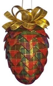 tartan ornaments ornaments tartan