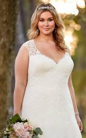 27 best stella york plus size wedding dresses images on pinterest