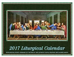 Liturgical Desk Calendar Sisters Of Carmel Traditional Catholic Liturgical Calendar