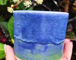 porcelain planter etsy