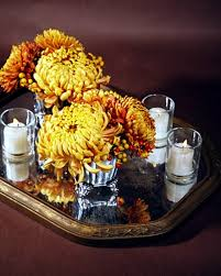 Fall Arrangements For Tables 30 Ideas For Fall Decorations On The Coffee Table In The Living