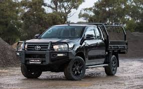 accessories australia 2016 toyota hilux accessories revealed developed in australia