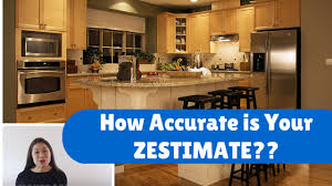 how accurate is the zillow zestimate how much is my house worth