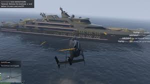 post pictures of your yacht color schemes gtaonline
