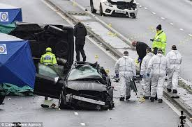six people killed in a multi vehicle birmingham crash daily mail