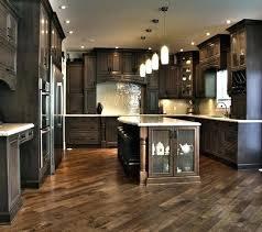dark kitchen cabinets with dark wood floors pictures dark wood kitchen cabinets kitchen kitchen cabinets and flooring