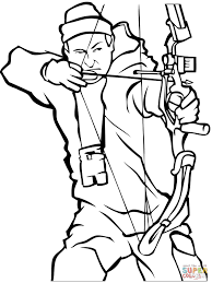 hunting coloring pages itgod me