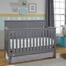 Grey Convertible Cribs Fisher Price Colton Convertible Crib Grey Jcpenney