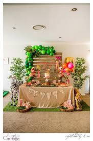 decorating with a modern safari theme modern safari party the pumpkin carriage safari pinterest