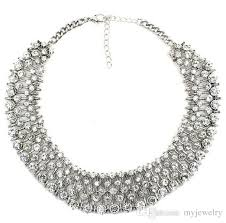 crystal collar statement necklace images 2018 luxury choker design kate middleton necklace necklaces jpg