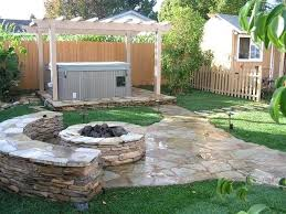 Sloping Backyard Ideas Sloped Backyard Landscaping Ideas On A Budget 6 Great Tips And