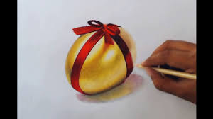 easter golden egg drawing prismacolor pencils youtube