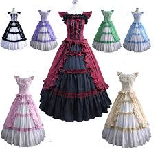 Victorian Dress Halloween Costume Buy Wholesale Victorian Fancy Dress Costumes Women