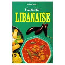 livre de cuisine libanaise cuisine libanaise de wilson format broché priceminister rakuten