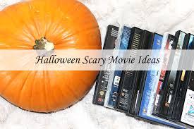 halloween scary movie ideas me cupcakes and tea