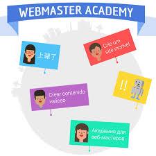 Webmaster Webmaster Academy Nun Auch In Deutsch Seo At