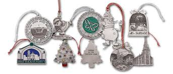 custom pewter ornaments your logo your design