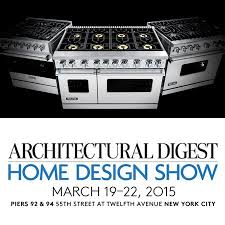 home design show new york 2014 viking range llc to showcase new products at architectural digest