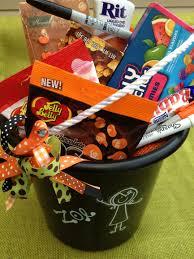 halloween candy gift basket halloween bucket promotion shop for promotional halloween bucket