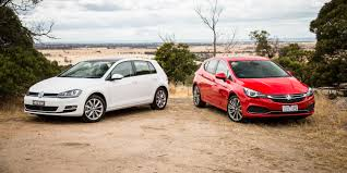 astra rs v v volkswagen golf 110tsi comparison