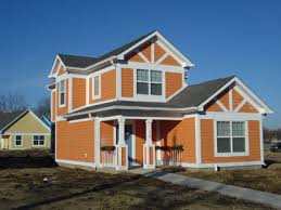 tiny houses with basements two story simple narrow small lot house